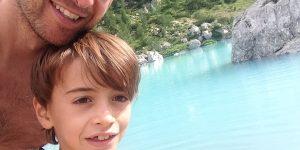 Lago Sorapis magia divertimento azzurro
