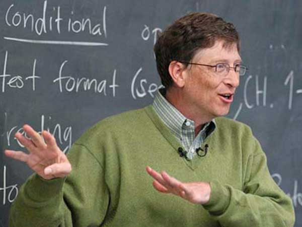 Bill Gates 11 cose che la scuola non insegna